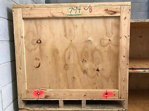 Solid untreated pine storage crates Kent Town Norwood Area Preview
