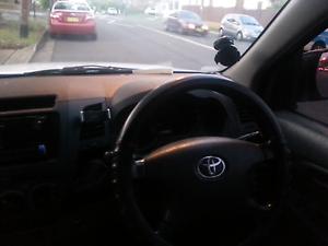 Toyota hilux  ute Berala Auburn Area Preview
