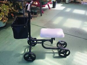 As New Foldable Knee Scooter with Basket in .original box