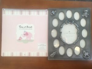 Baby 12 month picture frame & calendar