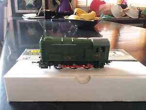 WRENN model trains Wallan Mitchell Area Preview