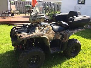 *REDUCED* 2009 Yamaha Grizzly 550 EPS