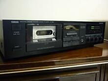 YAMAHA high quality tape deck. Loganlea Logan Area Preview