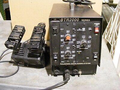 Soldering Desoldering System - Ok Industries Btr2000 Series