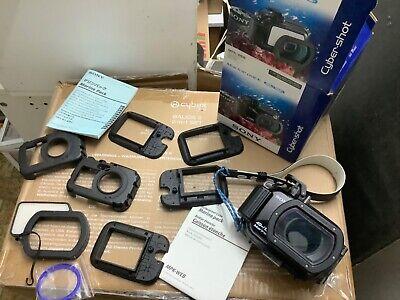 Sony Marine Pack MPK-WEBUnterwassergehäuse DSC-WX 1 W290, W210 + Zubehörpaket online kaufen