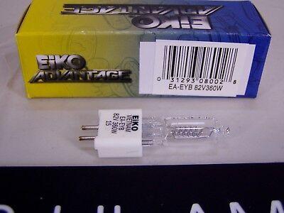 Eiko Eyb 82v 360w T3-12 G5.3 Base Overhead Projector Bulb Av Photo Brand New