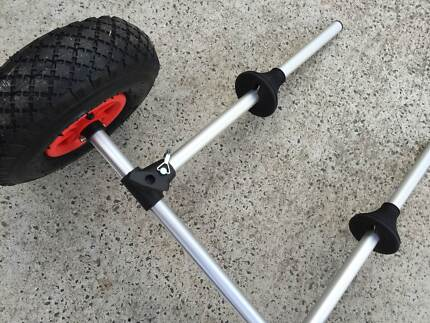 BRAND NEW Sit In Kayak Trolley $60 No Straps Needed Albion Park Shellharbour Area Preview