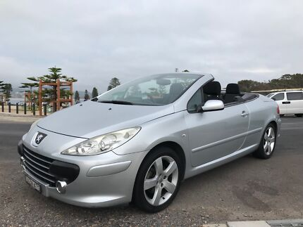 Stylish Peugeot 307CC Hardtop Convertible-Make anoffer want sold!