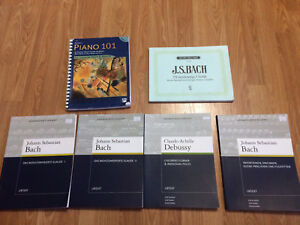 Music books for sale - Percussion, Classical