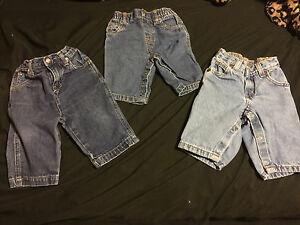 0-3&3-6 jeans