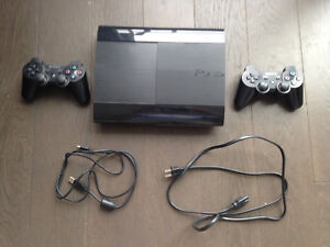 PS3 good condition!       $100