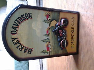 Harley Davidson Key Storage Box