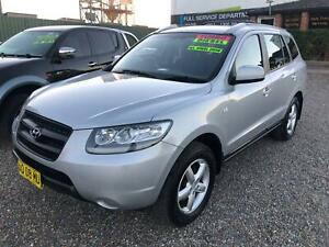 2007 HYUNDAI SANTA FE / TURBO DIESEL / JAN 2020 REGO Redhead Lake Macquarie Area Preview
