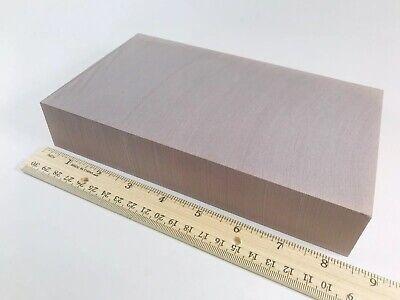 2.500 MGP Grade x 12 inches long 2-1//2 inch UHMW Round Rod Orange