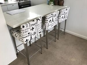 Bar stools x3 South Yarra Stonnington Area Preview
