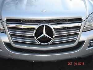 Mercedes gl grill ebay for 2008 mercedes benz gl450 accessories
