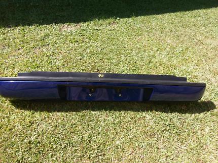 Px Ford ranger rear bar.
