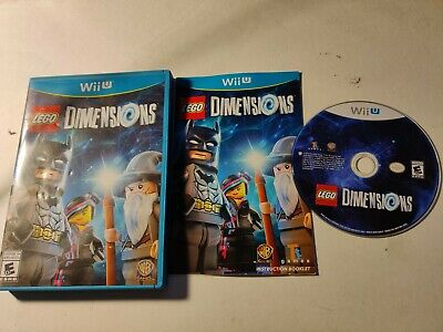 Wii U Lego Dimensions Game