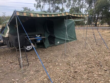 Camper Trailer Sandford Clarence Area Preview
