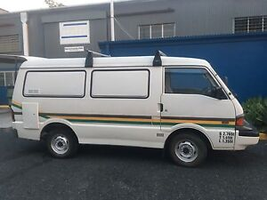 Mazda campervan 170000km Rwc fridge second battery Arana Hills Brisbane North West Preview