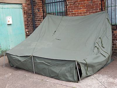 Ex Military CVRT AFV Command Tent in Storage Bag [2R1A]