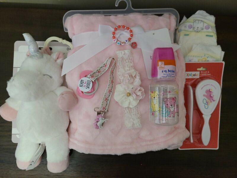 Reborn BabyDoll Girl Coming Home Items👶 10 Items + bonus for mom! L👀K....