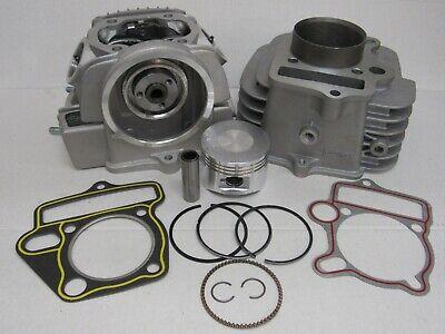 Cylinder Engine Rebuild Kit 125cc Kandi Roketa Kazuma TaoTao ATV GoKart Buggy](Gokart Kits)