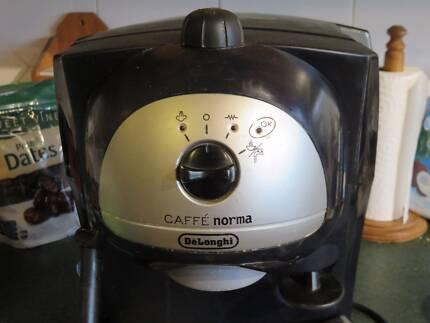 Coffee machine - De Longhi Cafe Norma