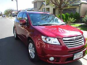 2010 Subaru Tribeca Wagon Mawson Lakes Salisbury Area Preview
