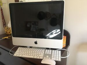 2008 iMac desktop computer great condition
