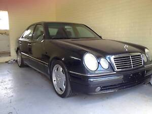 MERCEDES BENZ W210 AMG UPGRADE Macquarie Fields Campbelltown Area Preview