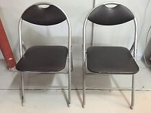 Folding Chairs Newport Pittwater Area Preview