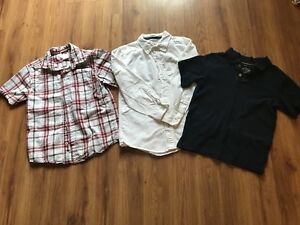 Boys Gymboree/Children's Place size 5/6 shirt lot