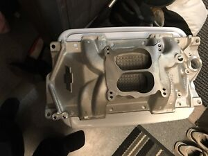Lt1 carb conversion intake
