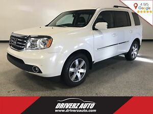 2015 Honda Pilot Touring AWD, LEATHER, 7 PASSENGER
