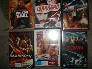 assortment of dvds Scoresby Knox Area Preview