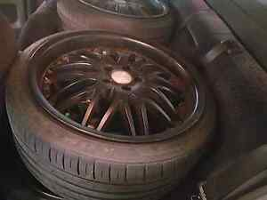 19inch bmw/holden Wheels Belmore Canterbury Area Preview