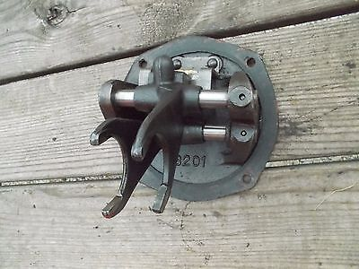 Allis Chalmers B Tractor Ac Good Transmission Shifter Forks Fork Cover