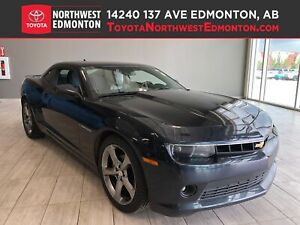 2014 Chevrolet Camaro 2LT | RWD | 320 HP | Manual | Leather | He