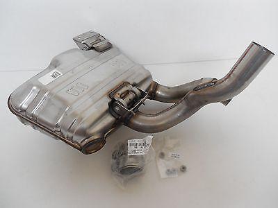 -60% NEU+ORIG. Porsche 911 997.2 Hauptschalldämpfer Akustikpaket links Zyl. 1-3