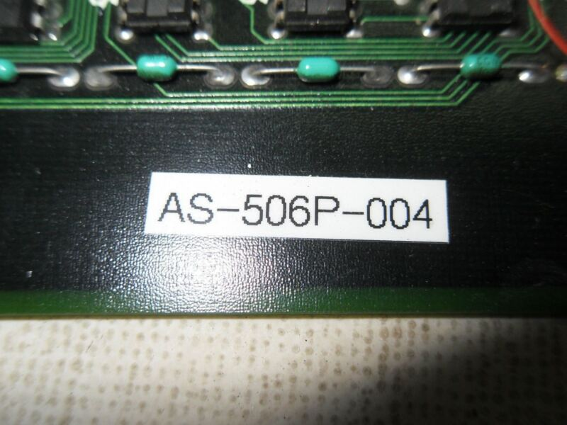 (A1) 1 GOULD MODICON AS-506P-004 REV C21 MEMORY MODULE