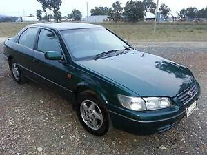 2001 Toyota Camry Intrigue Anketell Kwinana Area Preview