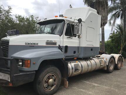 CHR, 80 tonne ROADTRAIN RATED, BIG SLEEPER
