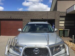 Wanted: NISSAN PATHFINDER 7 Seat 4x4
