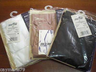lot 3 t-shirts intérieur taille moyen MARIE CLAIRE NEUF t-shirt sous-vêtement