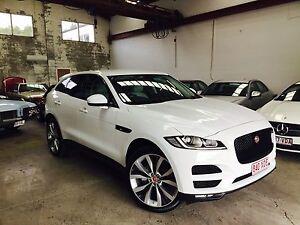 2017 Jaguar F-Pace Wagon East Brisbane Brisbane South East Preview