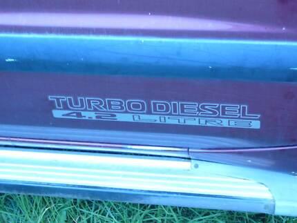 Nissan Patrol 4.2 turbo diesel 2002