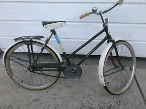 "Rare Burco Sport 22"" Girls Single Speed Cruiser"