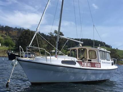FINN 8 Motor Sailer