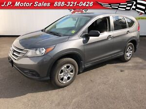 2014 Honda CR-V LX, Automatic, Bluetooth, AWD, 62, 000km